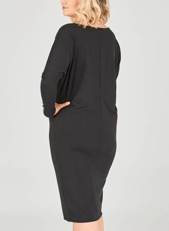 Φόρεμα Midi με Μακρύ Μανίκι 50729_1 Maniags