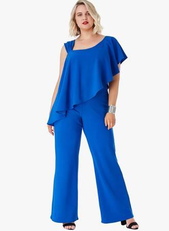Ολόσωμη Φόρμα Royal Blue Maniags