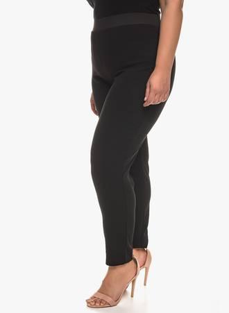 Παντελόνι Harem με Λάστιχο στην Μέση 2018_12_Maniacs_gray_0688 Maniags