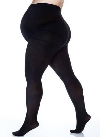 Μαύρο Καλσόν Εγκυμοσύνης για Περιφέρεια 110-140 εκατοστά art802_1 Maniags