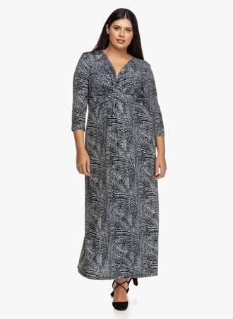 Φόρεμα Maxi Κρουαζέ 2019_09_18-Maniags1237 Maniags