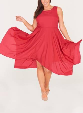 Φόρεμα Αμάνικο Magenta 51246_1 Maniags