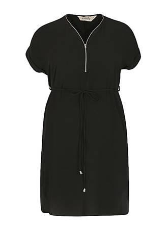 Φόρεμα με Φερμουάρ στο Ντεκολτέ Maniags