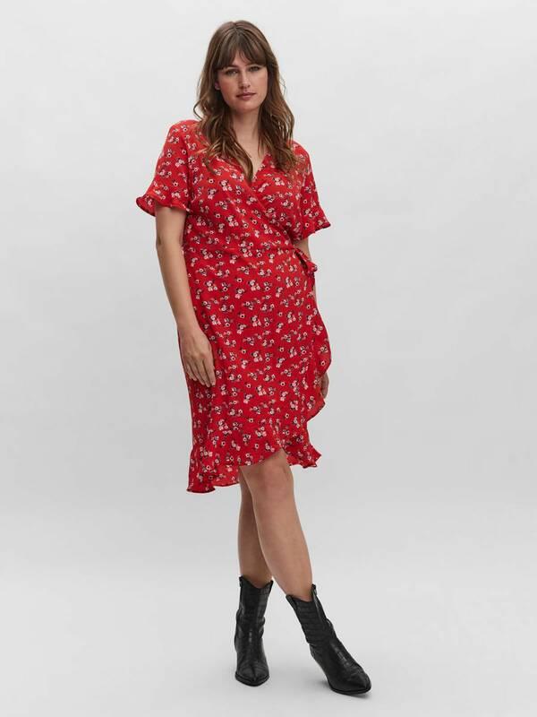 Κόκκινο Φόρεμα Φλοράλ Κρουαζέ 10253601_GojiBerry_886498_005_ProductLarge Maniags