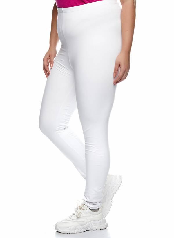 Βαμβακερό Κολάν Ελαστικό Λευκό 2021_01_25-Maniags2582 Maniags