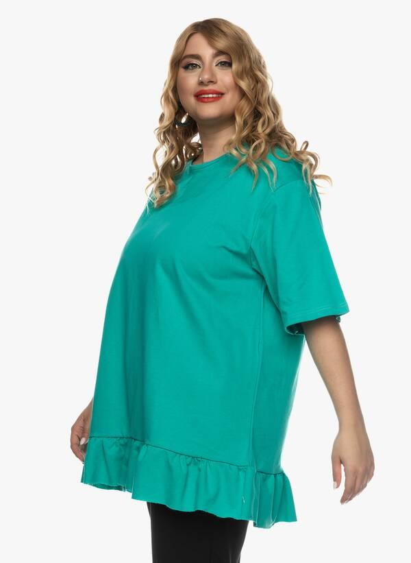 Μπλούζα με Βολάν στο Κάτω Μέρος Βεραμάν 2021_03_26-Maniagz2513 Maniags