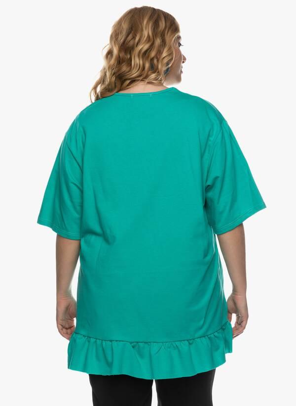 Μπλούζα με Βολάν στο Κάτω Μέρος Βεραμάν 2021_03_26-Maniagz2517 Maniags