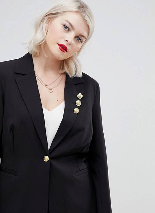 Μαύρο Σακάκι με Κουμπιά buttonBlazer_4 Maniags